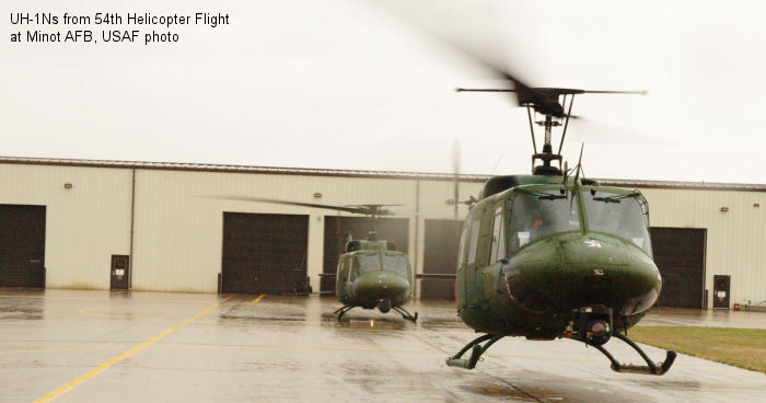 54th Helicopter Squadron US Air Force
