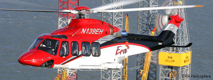ERA Helicopters AB139