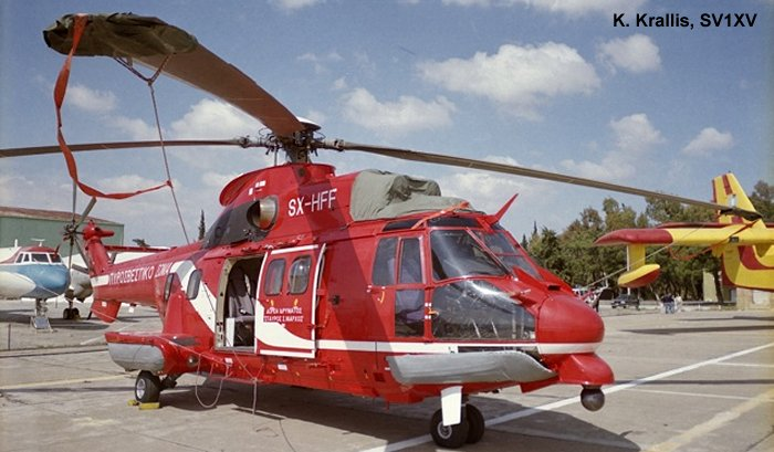 Eurocopter Puma/Cougar Images
