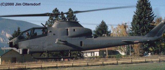 Bell AH-1 SuperCobra - Wikipedia