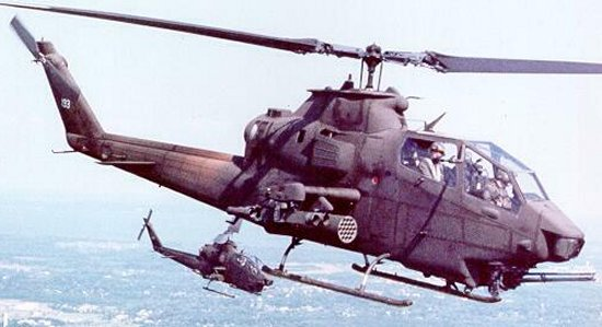 Huey Helicopter For Sale >> AH-1 Cobra