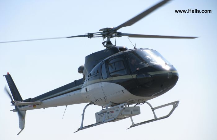 Aerospatiale AS350B Ecureuil c/n 1669