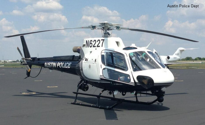 Eurocopter AS350B3e Ecureuil c/n 7544