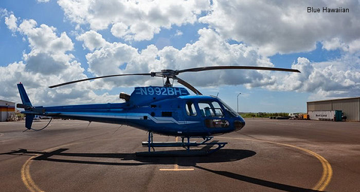 Eurocopter AS350B2 Ecureuil c/n 2889