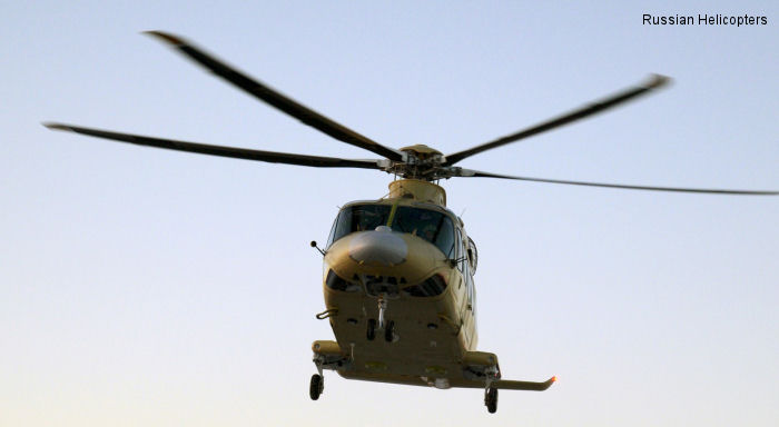 Russian Helicopters AW139