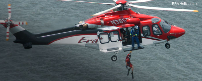 ERA Helicopters AW139