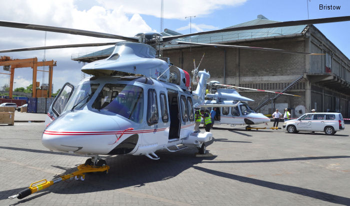 Everett Aviation ltd AW139