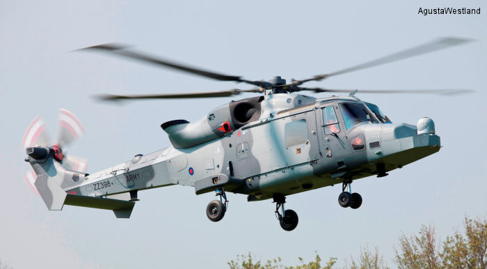 Army Air Corps AW159 Wildcat AH1