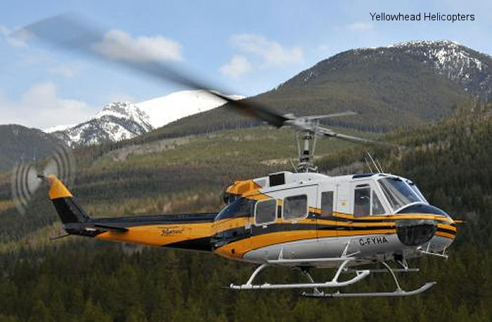 Bell 205A-1 c/n 30175