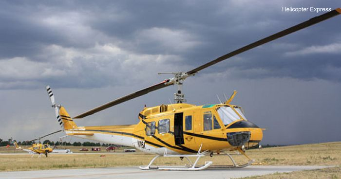 Bell 205A-1 c/n 30293