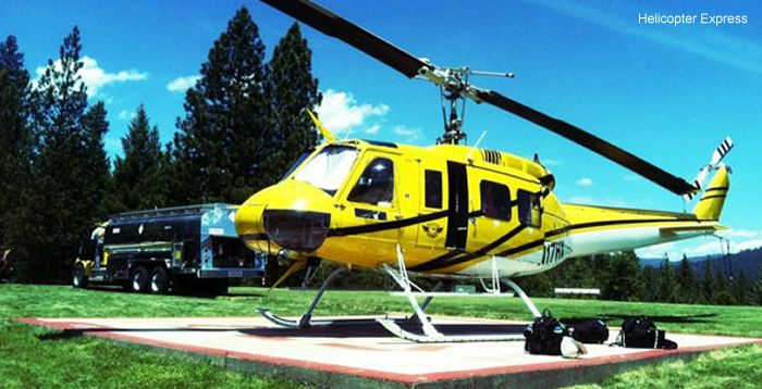 Bell 205A-1 c/n 30217