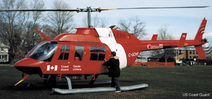 Canadian Coast Guard 206