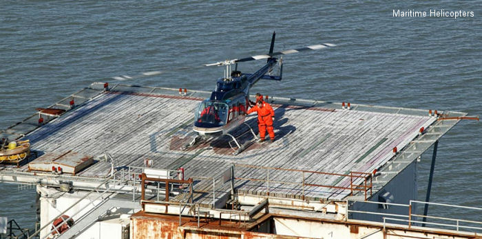 Maritime Helicopters 206