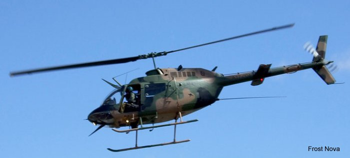 Australian Army Aviation ca-32 kiowa