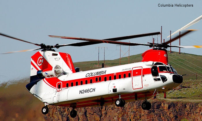 Columbia Helicopters 234