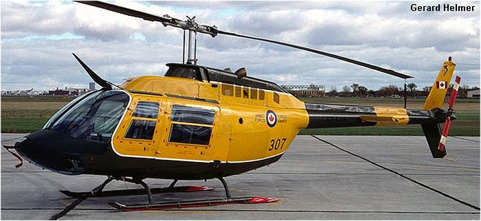 Canadian Armed Forces CH-139 Jet Ranger