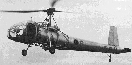 Helicopters 1945/1950