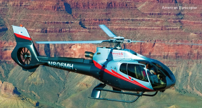 Maverick Helicopters EC130B4