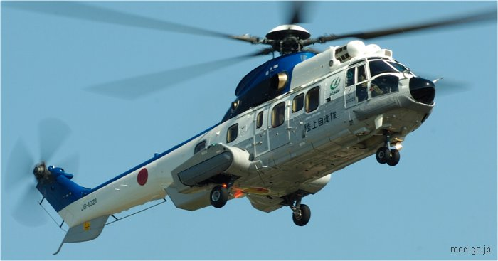 Japan Ground Self-Defense Force EC225LP
