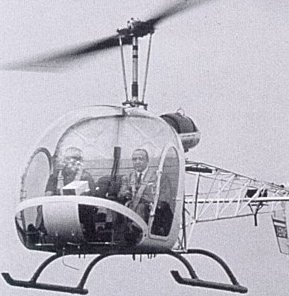 Meridionali EMA 124 Helicopters 1970s
