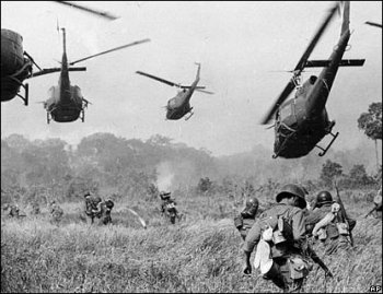 Vietnam helicopters