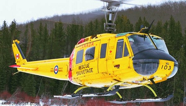Canadian Armed Forces CH-118 Iroquois