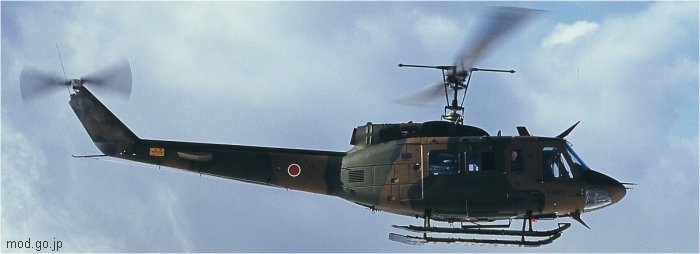 Japan Ground Self-Defense Force UH-1J