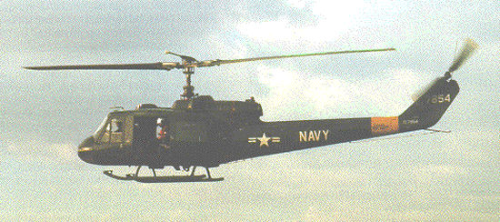 Bell UH-1L Iroquois c/n 6213