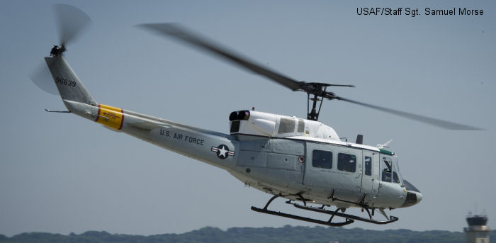 US Air Force UH-1N