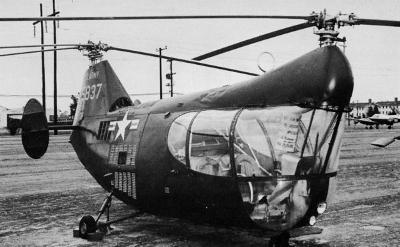 H-30 Helicopters 1950s