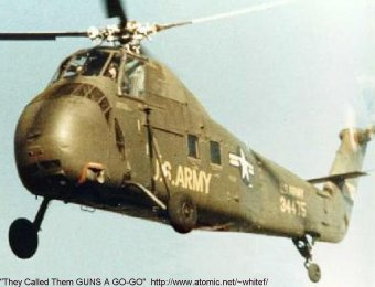 S-58, US Army UH-34