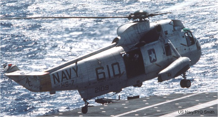 Sikorsky SH-3A Sea King c/n 61-302