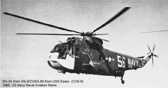 Sikorsky HSS-2 Sea King
