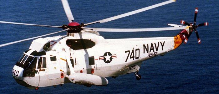US Navy S 61 H 3
