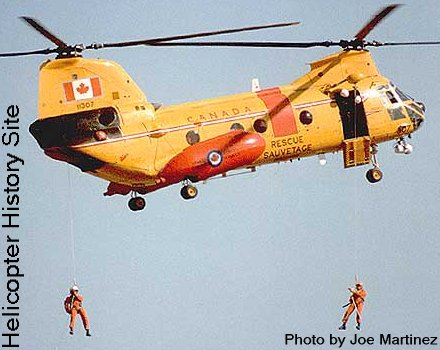 Canadian Armed Forces CH-113A Voyageur