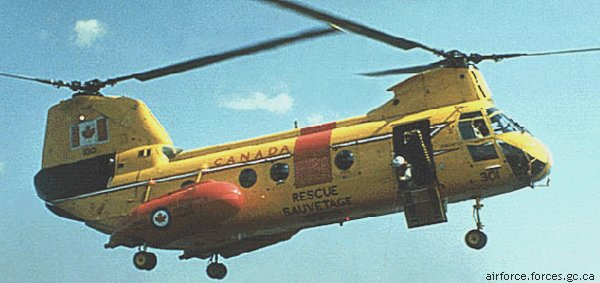 Canadian Armed Forces CH-113 Labrador
