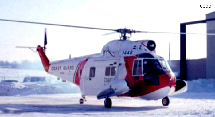 Sikorsky HH-52A Sea Guard c/n 62-131