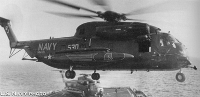 Operation Eagle Claw Sikorsky RH-53D Sea Stallion