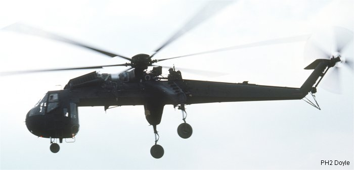 Sikorsky S-64 CH-54