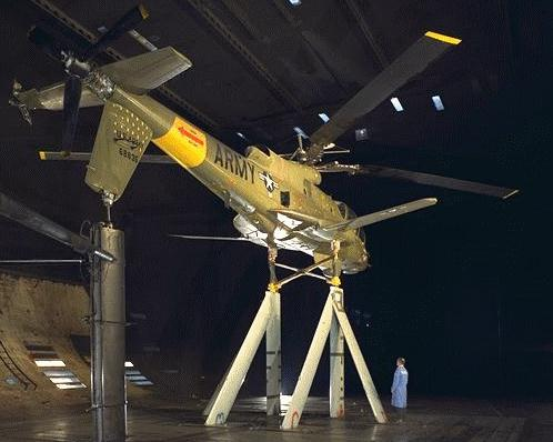 AH-56 wind tunnel