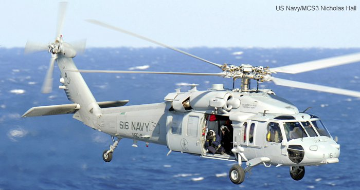 Sikorsky MH-60S Seahawk