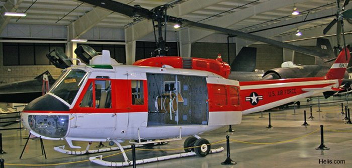 Bell HH-1H Iroquois c/n 17114