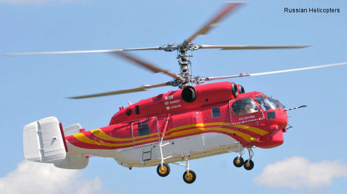 Chinese State Oceanic Administration Ka-32A11BC