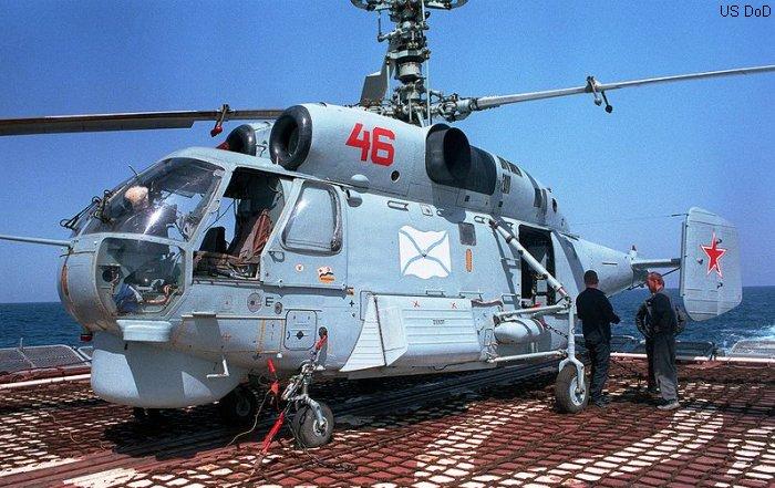 Resultado de imagen para Ka-27