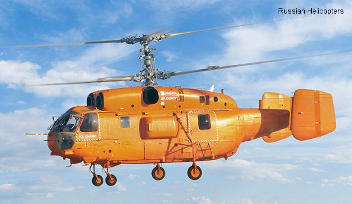 Russian Helicopters Ka-32A11BC