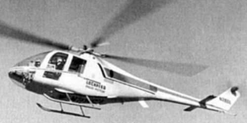 Lockheed Model 286  Helicopters 1960s