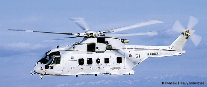 Kawasaki Heavy Industries MCH-101