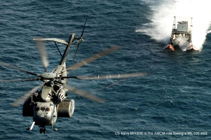 Helicopter Mine Countermeasures Squadron FOURTEEN US Navy