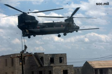 MH-47D Chinook