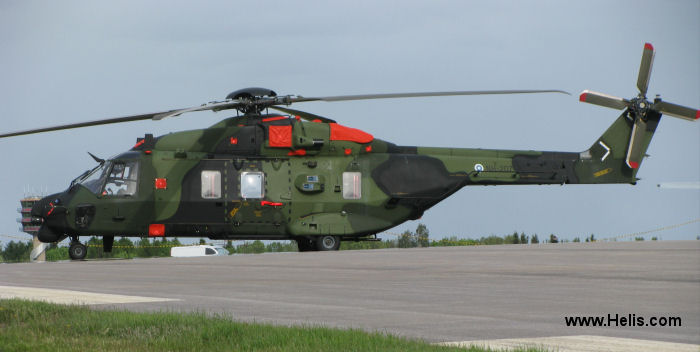 NH Industries NH90 TTH c/n 1060